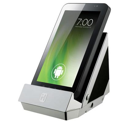 iHome iC3 Dock Speaker for Android Devices