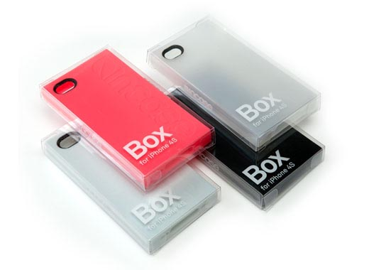 Incase Box iPhone 4 Case