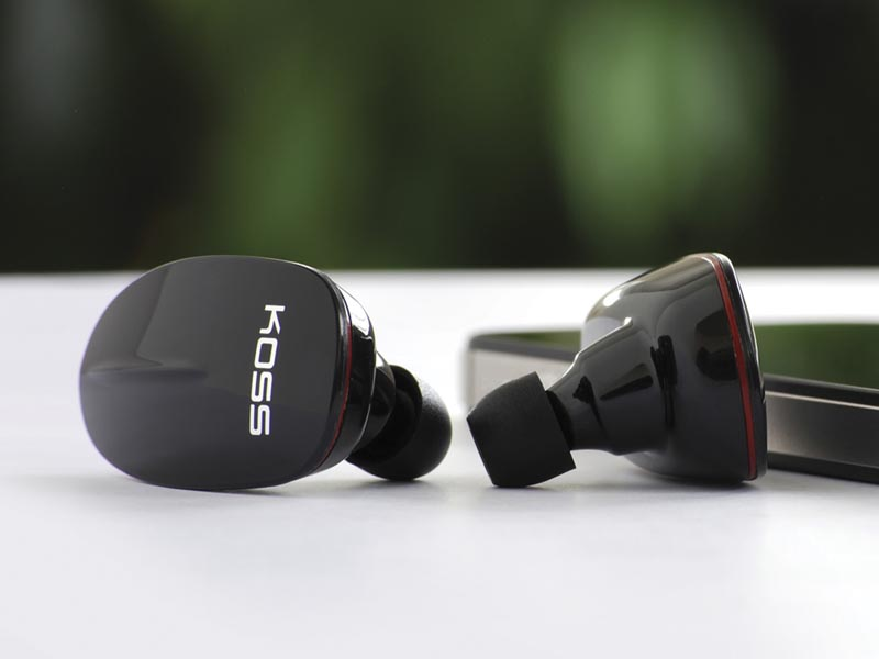 Koss Striva Tap True In-ear WiFi Wireless Headphones