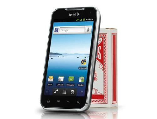 LG Viper 4G LTE Android Phone Available for Preorder