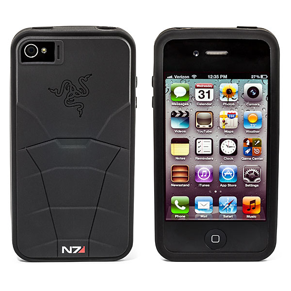 mass effect 3 iphone 4 case gadgetsin. Black Bedroom Furniture Sets. Home Design Ideas