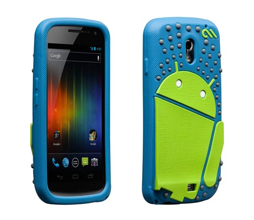 """Mike"" Droid Creature Samsung Galaxy Nexus Case"