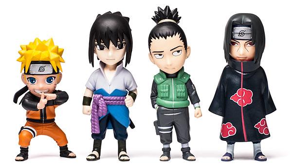 Naruto Blind Box Mini Figures