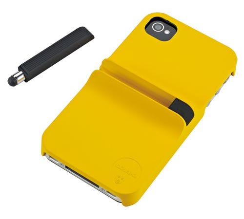 OZAKI iCoat-Finger iPhone 4 Case