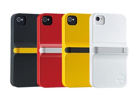 OZAKI iCoat-Finger iPhone 4 Case