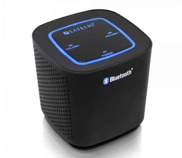 Satechi Audio Cube Portable Wireless Speaker