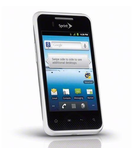 Sprint Announced LG Optimus Elite Android Phone
