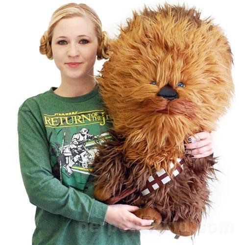 Star Wars Giant Chewbacca Plush Toy
