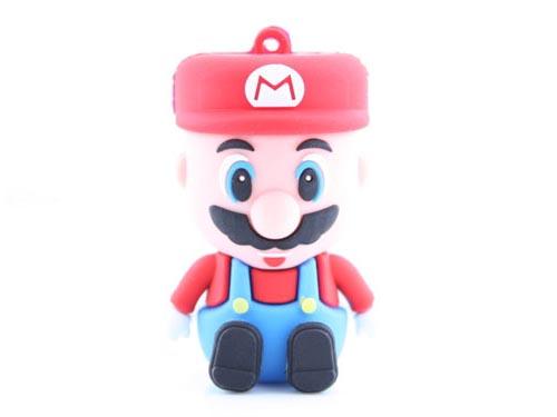 Super Mario Shaped USB Flash Drive