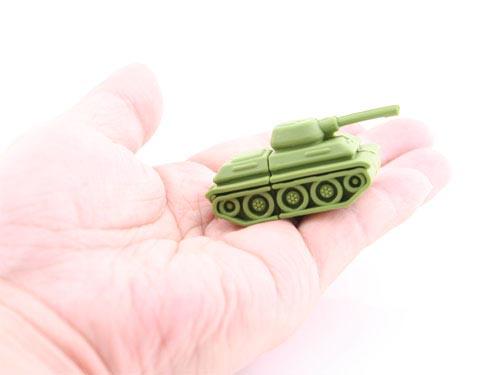 Tank Shaped USB Flash Drive