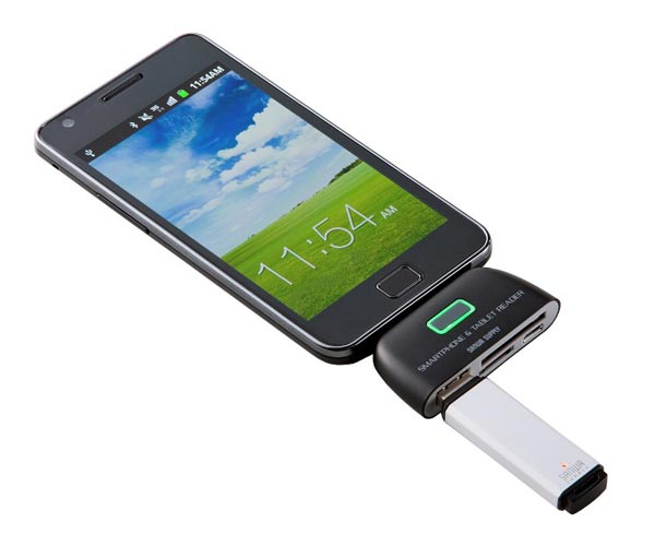 Card Reader For Android Phone And Tablet Gadgetsin