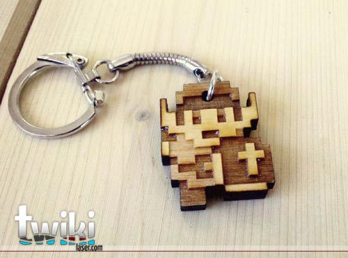 The Legend of Zelda Keychains