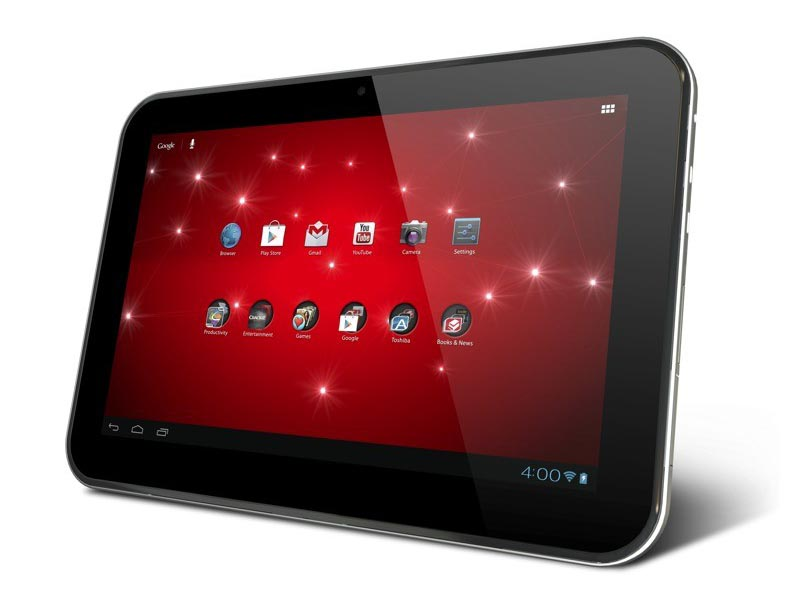 Toshiba Unveiled Excite 7.7, 10 and 13 Android Tablets