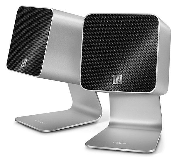 UCube Digital USB Stereo Speaker Sytem