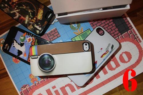 Instagram Inspired iPhone 4 Case