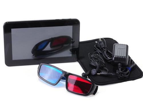Ematic eGlide Prism 3D Android Tablet