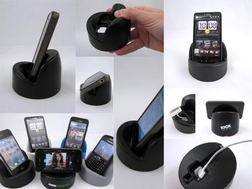 Podprop Phone Stand for iPhone and Other Smartphones