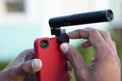 Boom Mic for iPhone