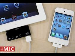 All-in-one Card Reader for the New iPad