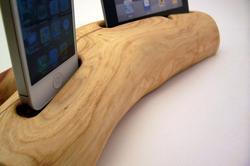 Sierra Redwood Docking Station for iPhone and iPad
