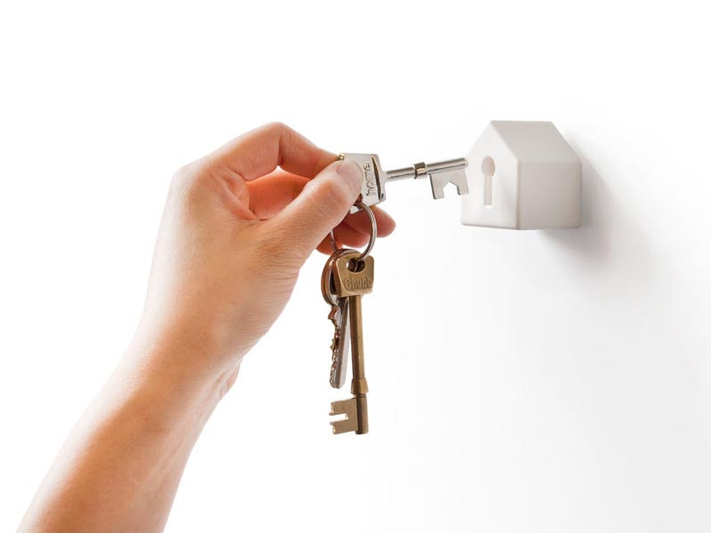 A Home for Your Keys Key Holder