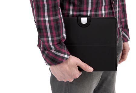 Adonit Writer Plus iPad 3 Case with Bluetooth Wireless Keyboard