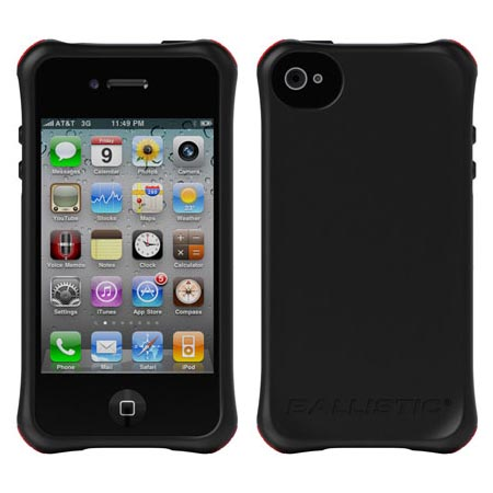 Ballistic Life Style Smooth Series iPhone 4 Case
