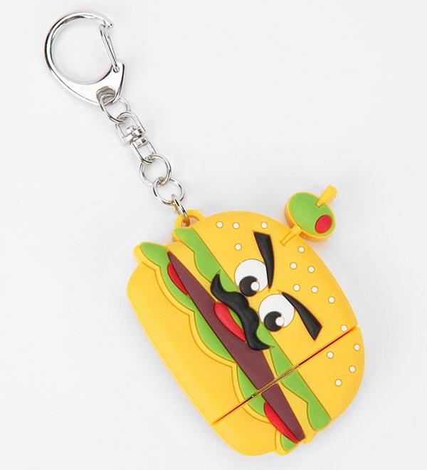 Burger USB Flash Drive