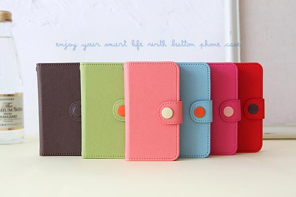 Button Phone iPhone 4 Case