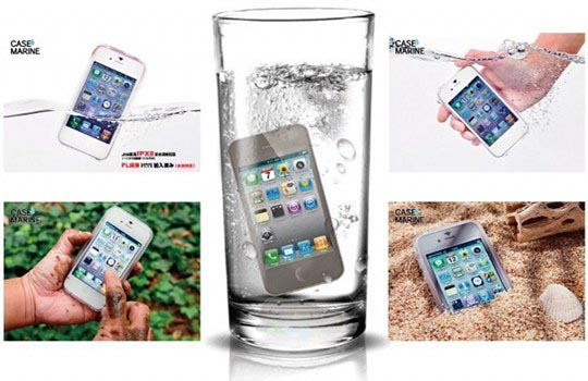 Case Marine Waterproof iPhone 4 Case