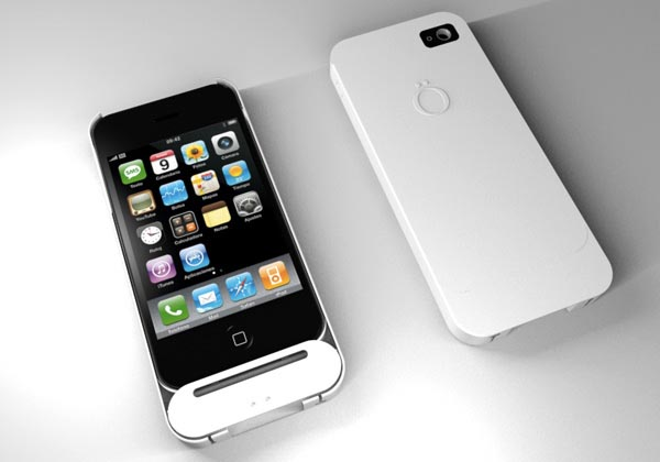 Concept Ö iPhone 4 Case