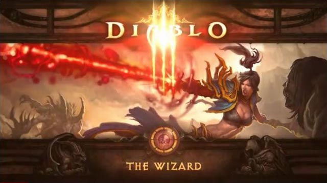 Diablo 3 The Wizard Further Detailed Trailer