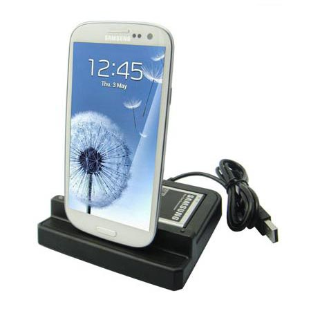 Docking Station for Samsung Galaxy S III