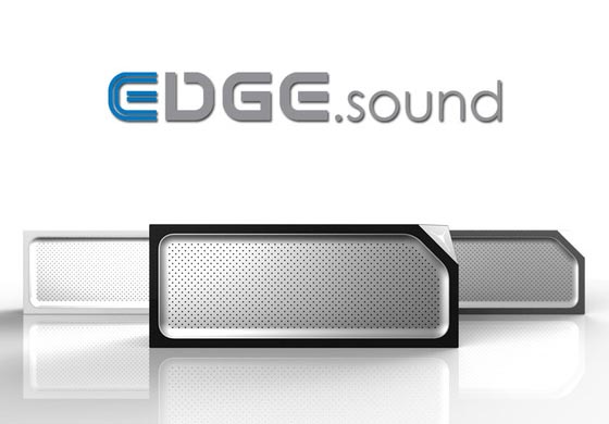 EDGE.sound Portable Bluetooth Wireless Speaker
