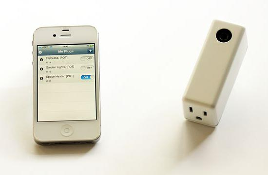 Elphi The Smart Plug for iPhone and Android Phone