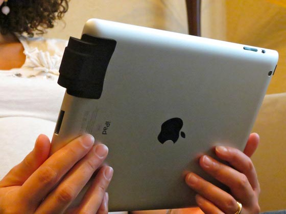 FOCO Passive Amplifier for iPad 3 and iPad 2