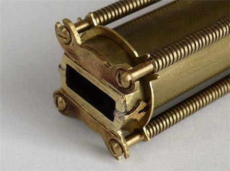 Handmade Solid Brass Steampunk USB Flash Drive