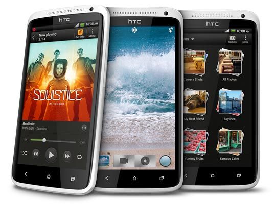HTC One X 4G LTE Android Phone