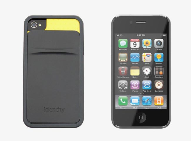 Identity EPISODE 1 iPhone 4 Case