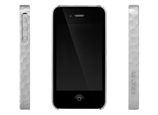Incase Metallic Hammered Snap iPhone 4 Case