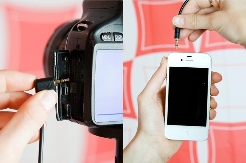 Ioshutter Dslr Camera Remote For Ios Devices Gadgetsin