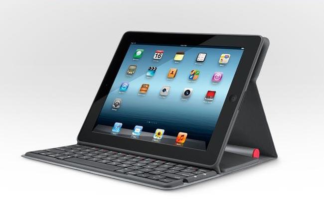Logitech Solar Keyboard Folio iPad 3 Case