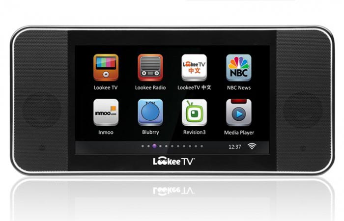 LookeeTV HD Internet TV & Radio Player