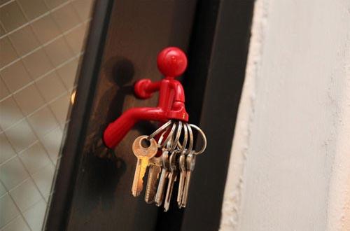 Magnetic Man Key Holder