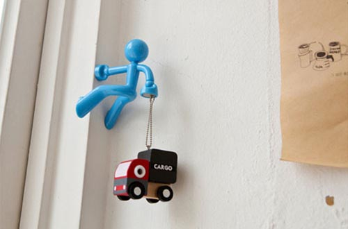 Magnetic Man Key Holder