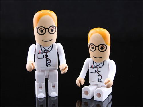 Physician USB Flash Drive