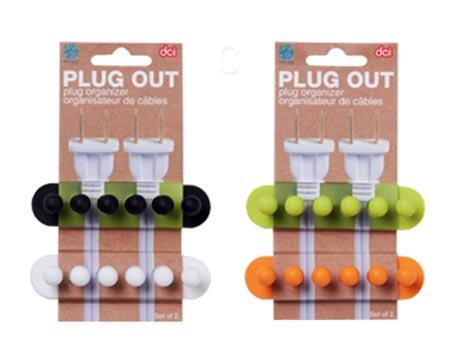 Plug Out Plug Organizer