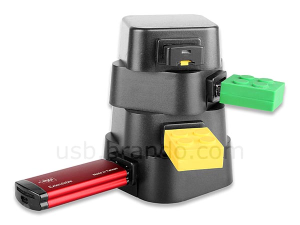 Rota-Rota Tower Styled USB Hub