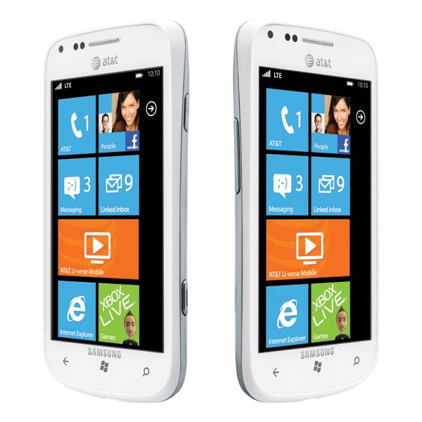 Samsung Focus 2 Windows Phone