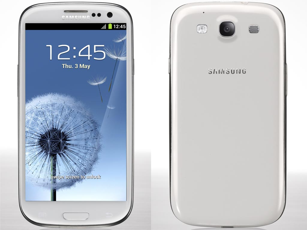 Samsung Galaxy 3 Android Phones